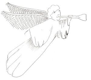 ange-trompette