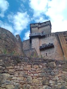 chateau de castelnaux (dordogne, france)
