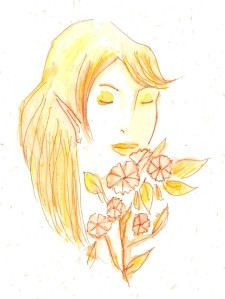 Elfe-et-fleur
